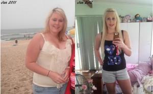 חיטוב הגוף וירידה במשקל