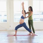 אימון כושר אישי בזמן ההריון